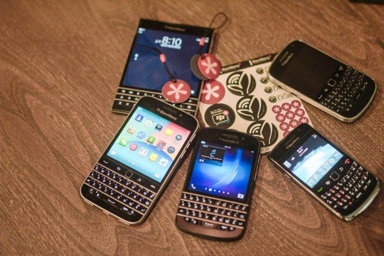 ARTÍCULO: Blackberry deja de fabricar smartphones