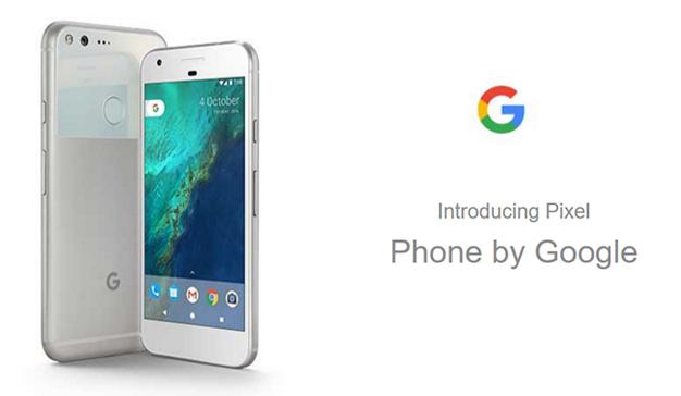 """ARTÍCULO: """"Pixel"""" El nuevo smartphone de Google"""