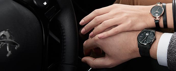 ARTÍCULO: Peugeot lanza una colección de relojes