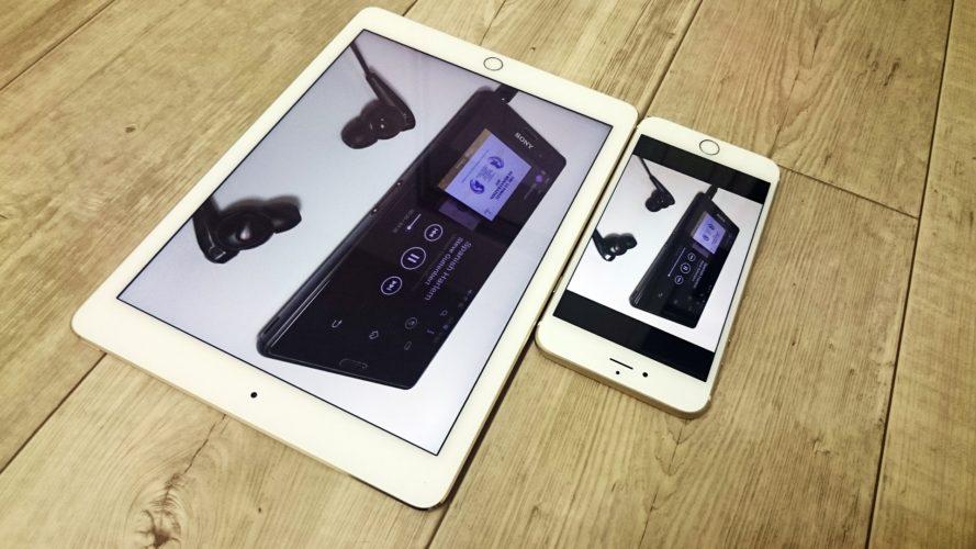 ARTICULO: En las ventas de iPhones, el formato importa
