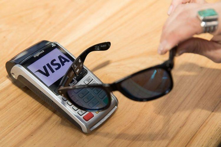 ARTÍCULO: Visa crea lentes de sol para pagar sin necesidad de tarjetas