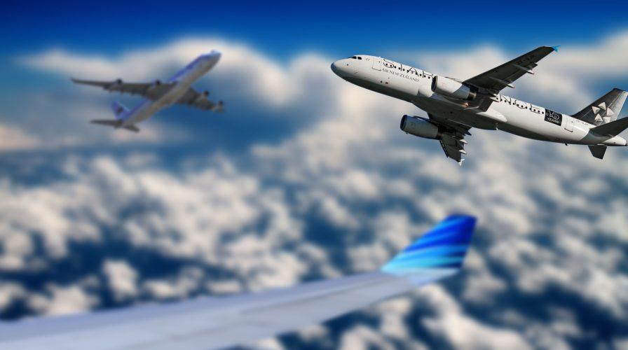 ARTICULO: Tráfico aéreo crece 9,1% entre enero y mayo por mejores tarifas