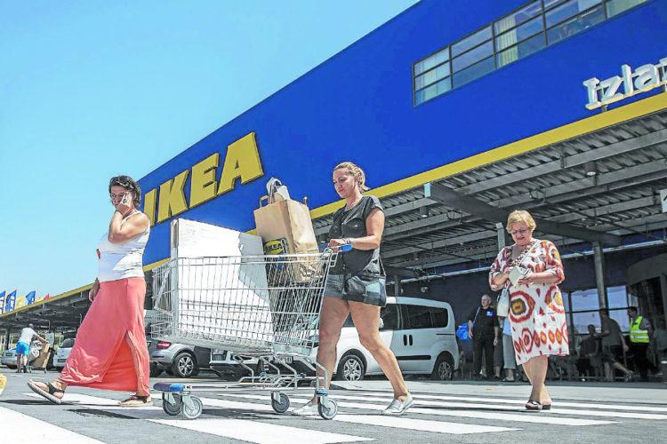 """ARTÍCULO: """"Ikea: expansión en Sudamérica junto a Falabella será la más rápida y grande de la historia de la empresa"""""""