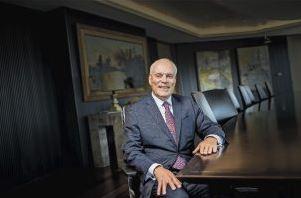 """ARTÍCULO: """"Brian Porter, presidente y CEO de Scotiabank: Chile es la piedra angular de nuestro negocio en la Alianza del Pacífico. Queremos seguir construyendo a través de adquisiciones y en forma orgánica"""""""