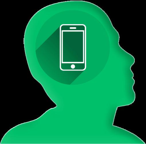 ARTÍCULO: Los hombres no esperan ni 21 segundos antes de consultar su móvil… son más dependientes que las mujeres