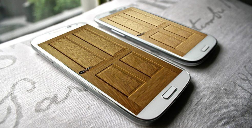 ARTÍCULO: Samsung registra una patente de teléfono con doble cámara