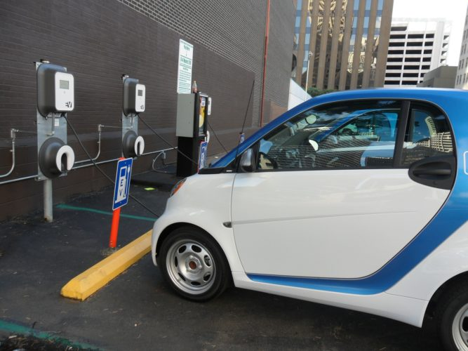 ARTICULO: Llega a Chile la flota más grande de autos eléctricos en Latinoamérica