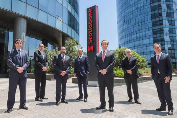 """ARTÍCULO: """"Scotiabank tras fusión: Queremos seguir siendo un banco relevante en términos de colocaciones"""""""