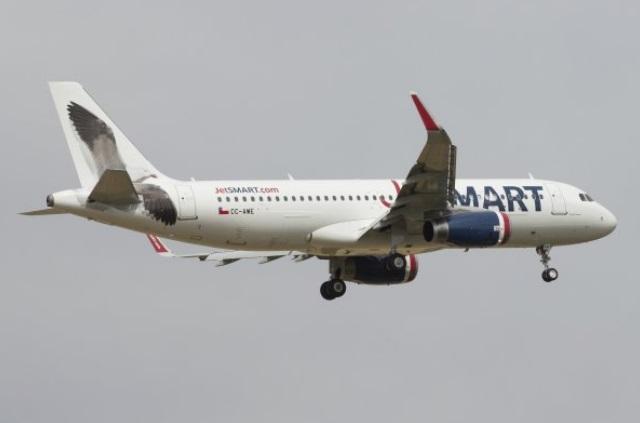 """ARTÍCULO: """"JetSmart comienza a operar ruta directa entre Concepción y La Serena"""""""