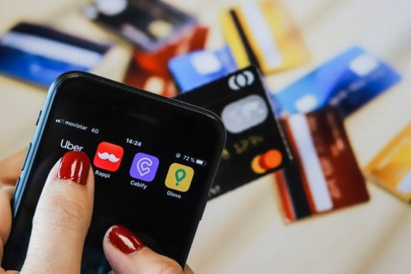 """ARTÍCULO: """"Rappi, Mercado Pago y Cabify lanzarán servicios financieros en Chile"""""""