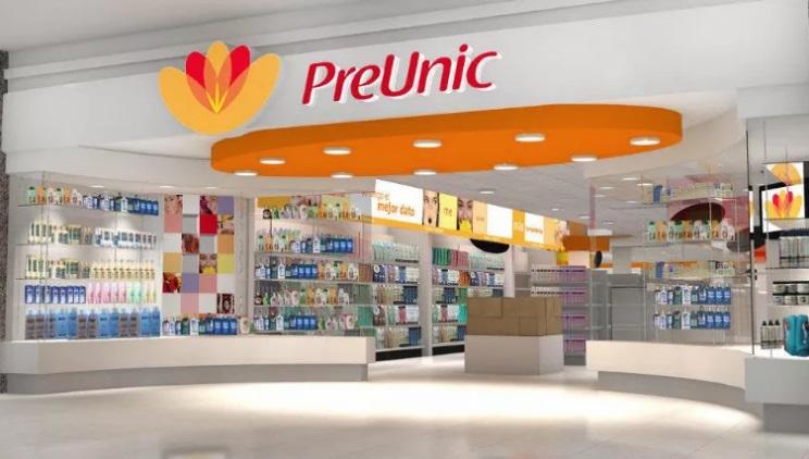 """ARTÍCULO: """"Preunic lanza nuevo modelo de tiendas y se aventura con ventas online"""""""