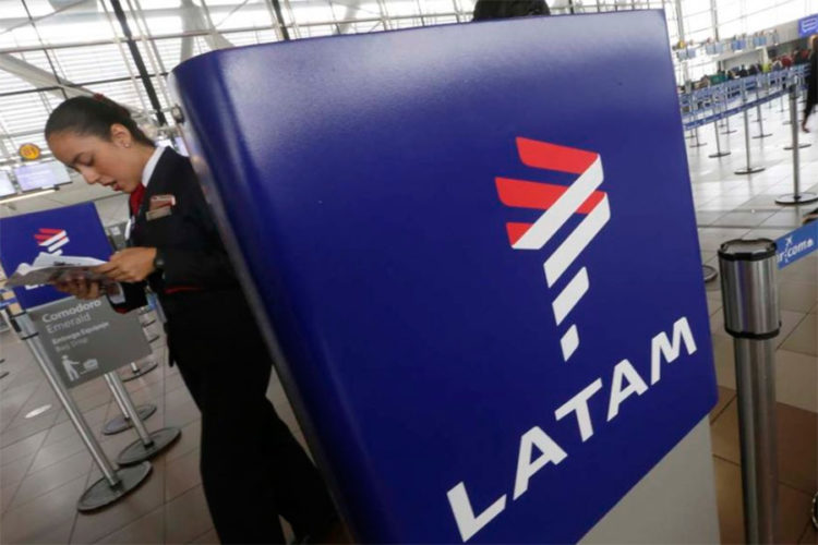 """ARTÍCULO: """"Santander y Latam Airlines renuevan su alianza por siete años"""""""