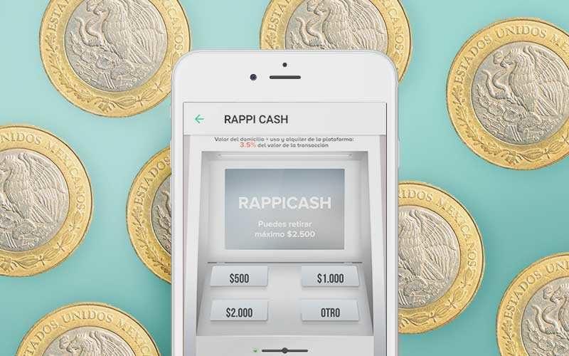 """ARTÍCULO: """"Rappi Cash profundiza servicios financieros en Chile: ahora ofrecerá giros de dinero"""""""