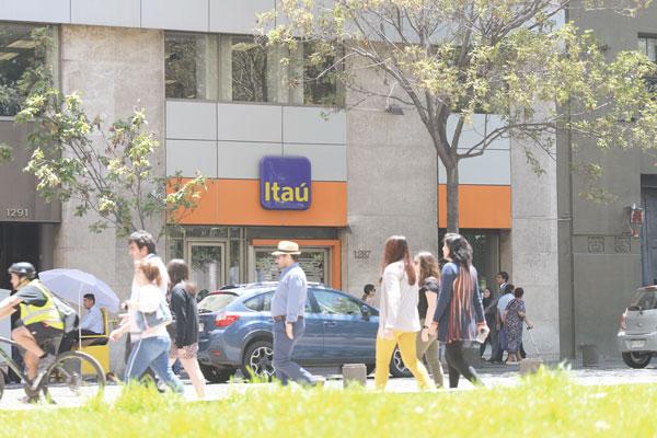 """ARTÍCULO: """"Itaú busca crecer en el segmento comercial en línea con el mercado"""""""