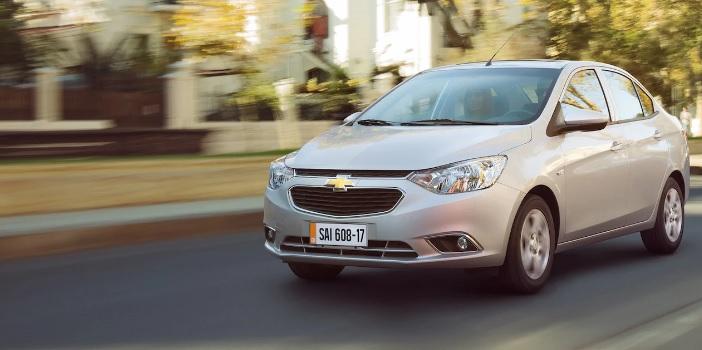 """ARTÍCULO: """"Sail de Chevrolet fue el modelo de auto más vendido en Chile el 2018"""""""