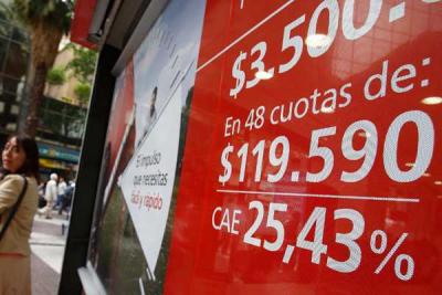 """ARTÍCULO: """"Este lunes comienza la """"guerra"""" por créditos de consumo bancarios"""""""
