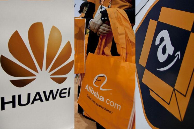 """ARTÍCULO: """"Huawei y Alibaba se suman a Amazon y analizan instalar sus data centers regionales en Chile"""""""