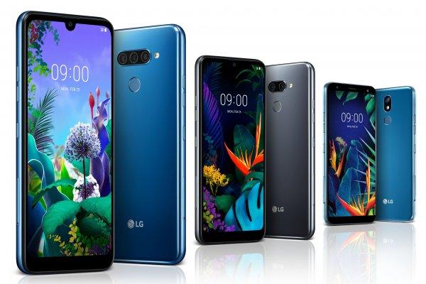 """ARTÍCULO: """"LG promete impresionar con el estreno de sus tres nuevos smartphones"""""""