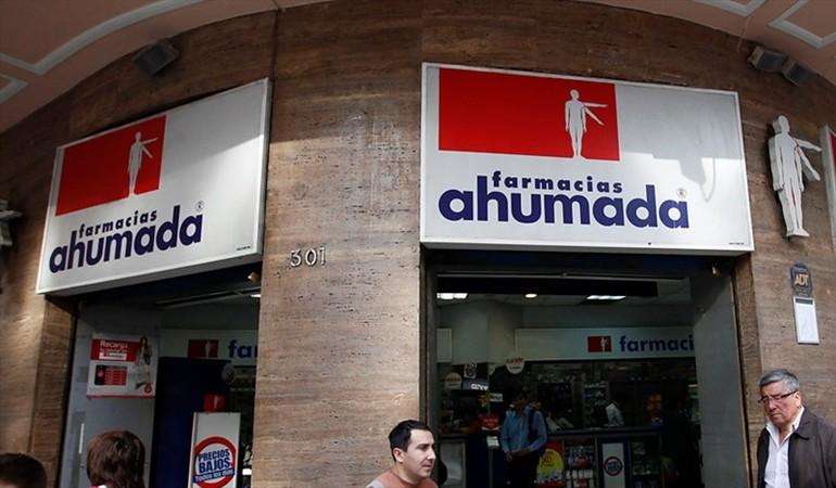 """ARTÍCULO: """"Matriz de Farmacias Ahumada reconoce que comenzó guerra de precios en Chile y que no logra repuntar en resultados"""""""