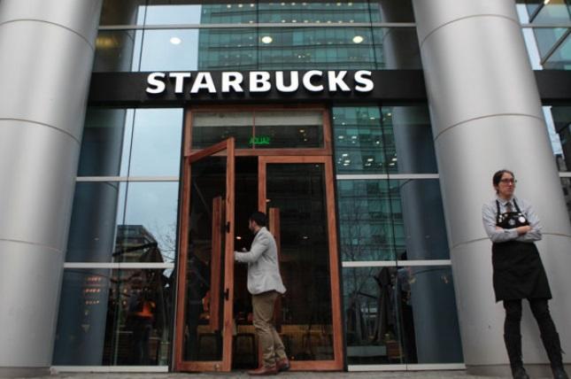 """ARTÍCULO: """"Starbucks y Burger King intensificarán en Chile la apuesta por delivery"""""""