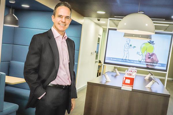 """ARTÍCULO: """"Scotiabank busca superar el millón de clientes digitales en Chile"""""""
