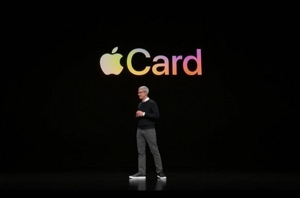 """ARTÍCULO: """"Apple lanza su propia tarjeta de crédito en alianza con Goldman Sachs y Mastercard"""""""