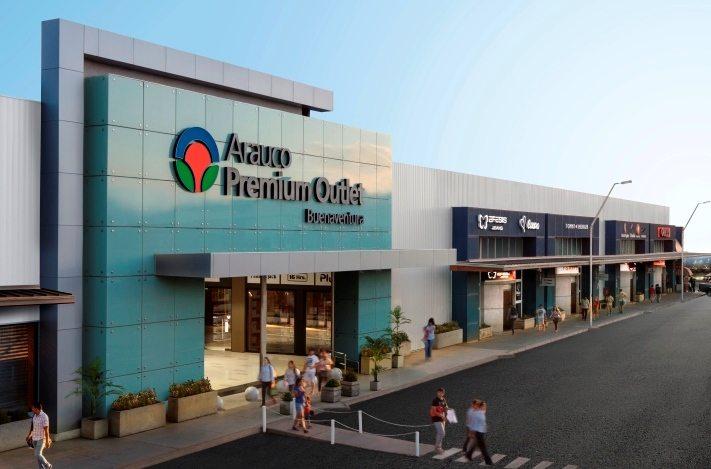 """ARTÍCULO: """"Parque Arauco anuncia la expansión de su principal outlet ubicado en Quilicura"""""""