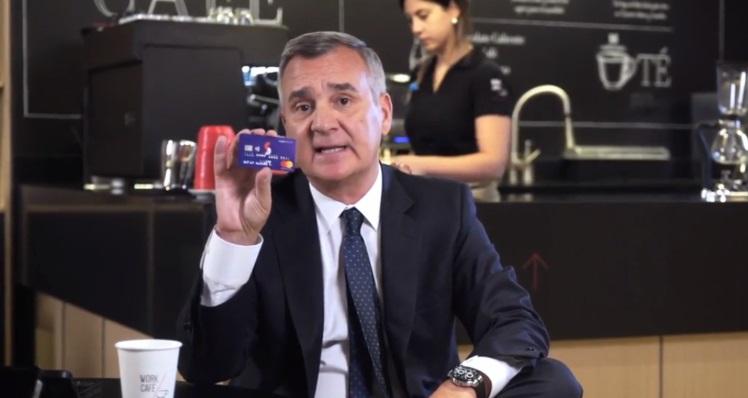 """ARTÍCULO: """"Santander prepara lanzamiento de tarjeta virtual que competirá con MACH de BCI"""""""
