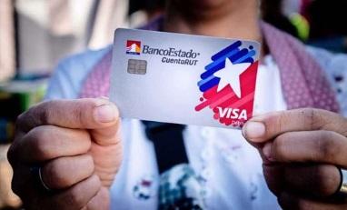 """ARTÍCULO: """"GooglePlay es el mayor destino de pagos al exterior de la nueva tarjeta Cuenta RUT"""""""