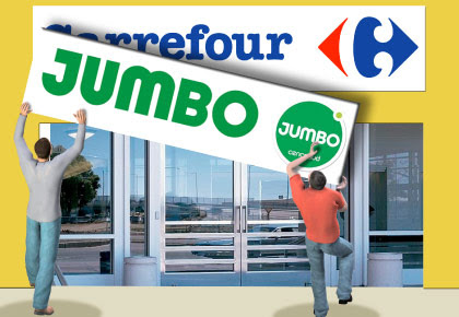 """ARTÍCULO: """"Cencosud compra operación de Carrefour en Colombia"""""""