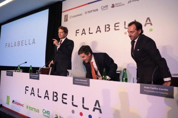 """ARTÍCULO: """"Falabella se refresca y presenta su """"moderno"""" logo corporativo"""""""