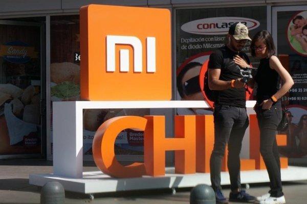 """ARTÍCULO: """"La tienda de Xiaomi en Santiago fue recibida por más de 1.500 clientes en su inauguración"""""""