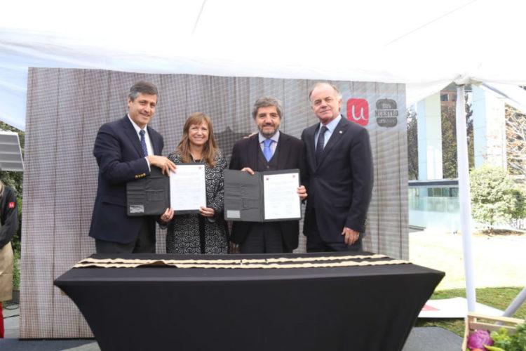 """ARTÍCULO: """"Indap y Unimarc renuevan convenio para potenciar a pequeños agricultores"""""""