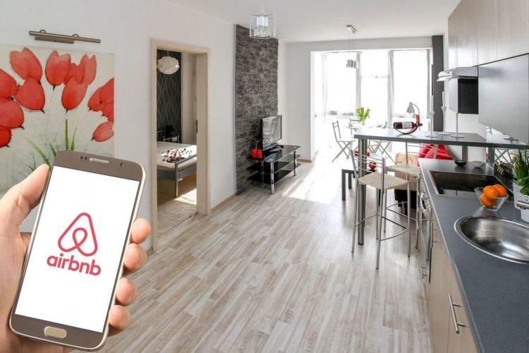 """ARTÍCULO: """"Boom Airbnb: oferta crece 46% en Santiago, pero advierten millonarias pérdidas fiscales"""""""