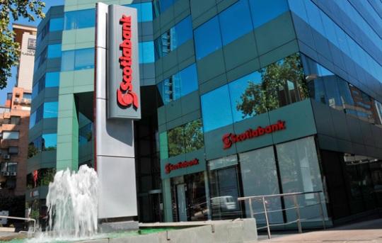 """ARTÍCULO: """"Scotiabank lo consigue y supera la cuota de mercado de BancoEstado"""""""