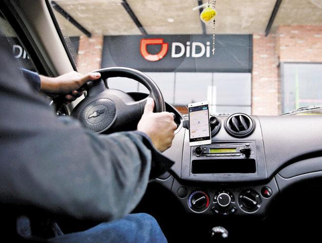 """ARTÍCULO: """"Aplicación china de transporte llega a Chile y ya tiene 16 mil conductores inscritos """""""