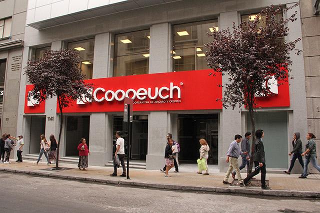 """ARTÍCULO: """"Coopeuch prepara ingreso al negocio de seguros a través de una filial"""""""