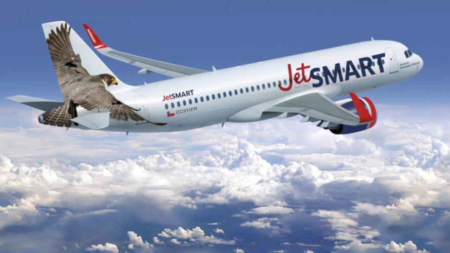 """ARTÍCULO: """"JetSmart ofrecerá pasajes a $500 ,con tasas incluidas, por cada logro chileno en la Copa América"""""""
