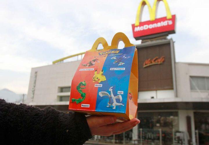 """ARTÍCULO: """"McDonald's reformula su Cajita Feliz en medio de nuevas exigencias por etiquetado"""""""