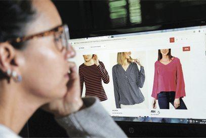 """ARTÍCULO: """"Uno de cada cinco consumidores en Chile compra vestuario a través del canal online"""""""