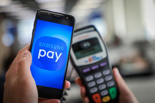 """ARTÍCULO: """"La historia de la frustrada alianza entre Samsung y Falabella para entrar al sistema de pagos"""""""