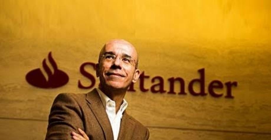 """ARTÍCULO: """"Sergio Rial, el nuevo mandamás de Banco Santander en la región"""""""