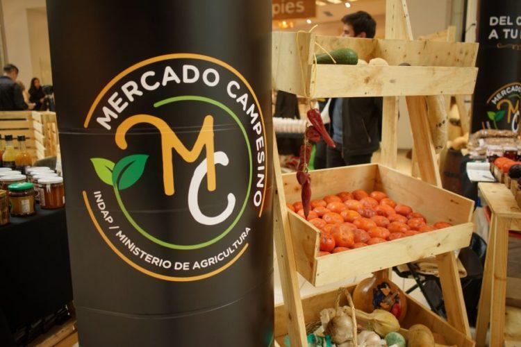 """ARTÍCULO: """"Indap firma convenio con Mallplaza para instalar más mercados campesinos"""""""