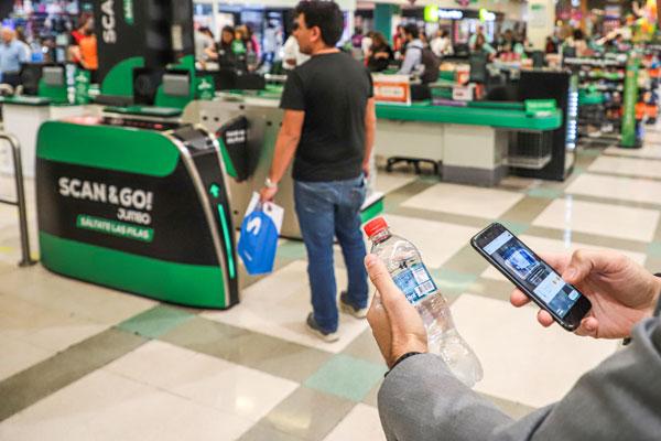 """ARTÍCULO: """"Jumbo realiza apertura oficial de Scan&Go en Alto Las Condes y evalúa expansión"""""""