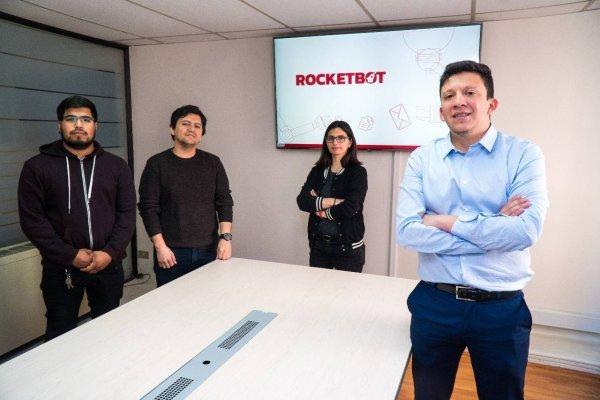 """ARTÍCULO: """"Rocketbot, la startup enfocada en bots aterrizará en México este año"""""""