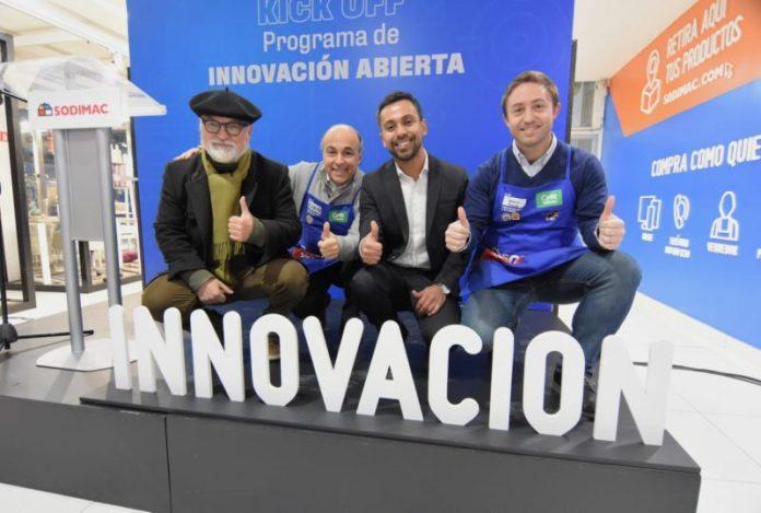 """ARTÍCULO: """"Sodimac extiende su programa de innovación con startups"""""""