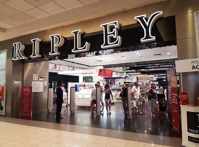 """ARTÍCULO: """"Ripley instalará nuevo espacio de calzado en su 'flagship' de Lima"""""""