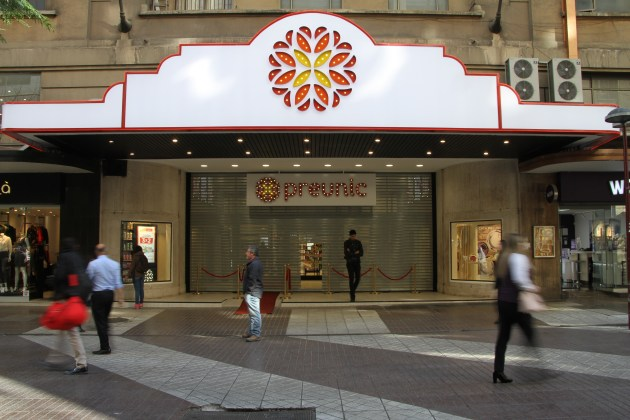 """ARTÍCULO: """" Preunic inaugura tienda en antiguo Cine Rex"""""""