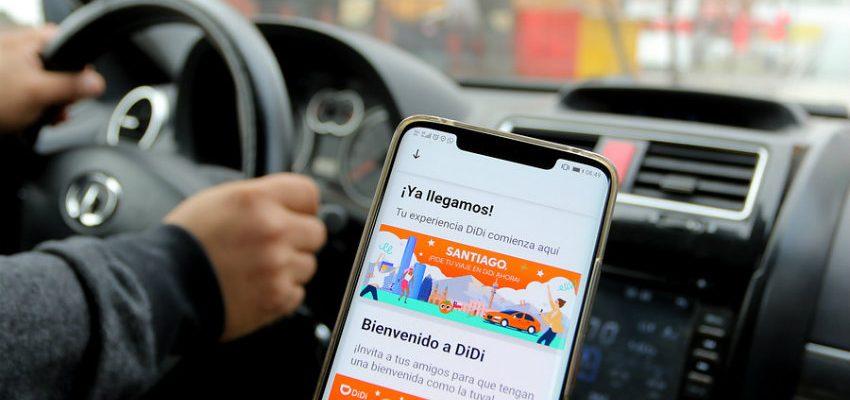 """ARTÍCULO: """"DiDi se abre camino entre Arica y Puerto Montt con su """"botón de seguridad"""""""""""