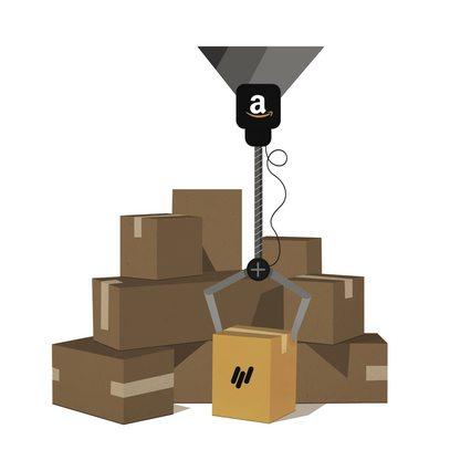 """ARTÍCULO: """"Amazon aumenta envíos desde Estados Unidos a Chile y negocia operación con Chilexpress"""""""